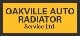 Oakville Radiator Logo